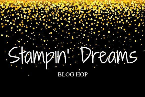 Stamping Dreams Blog Hop Header