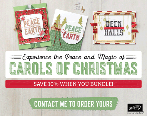 Carols of Christmas Sneak Peek Bundle August 1 - 31 from theartfulinker.com