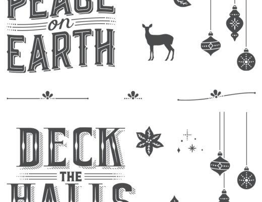 Carols of Christmas stamp set get it at http://bit.ly/ShopwithSara