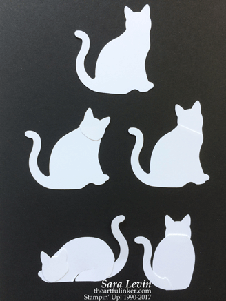 Cat Punch Variations from theartfulinker.com
