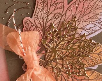 Layered Leaves Paper Pumpkin Kit September 2017 from theartfulinker.com