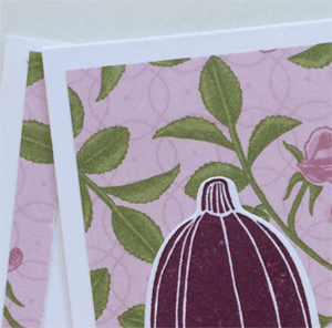 Pick a Pumpkin Petal Garden cards from theartfulinker.com