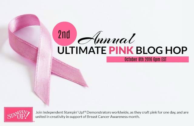 Pink Blog Hop 2017 header
