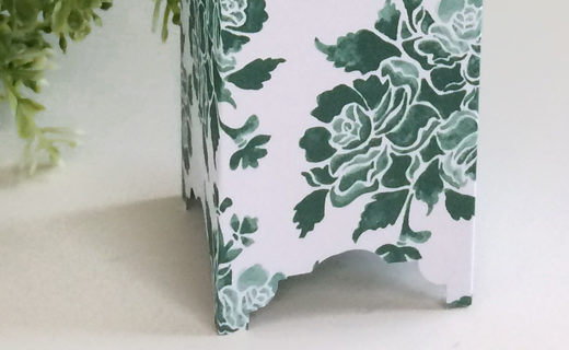 Fresh Florals Gift Box from theartfulinker.com