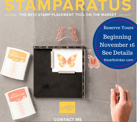 Introducing the Stamparatus from theartfulinker.com