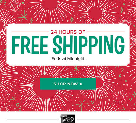 Free Shipping December 11, 2017 from 12am MT - 11::59 pm MT shop at http://bit.ly/ShopwithSara