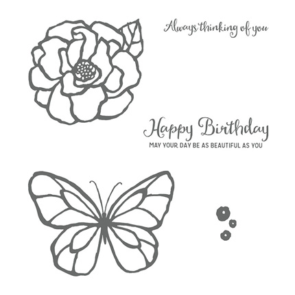 Beautiful Day stamp set - shop http://bit.ly/ShopwithSara