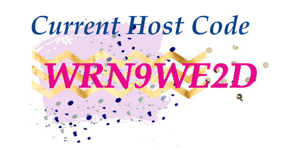 January Host Code WRN9WE2D click http://bit.ly/ShopwithSara