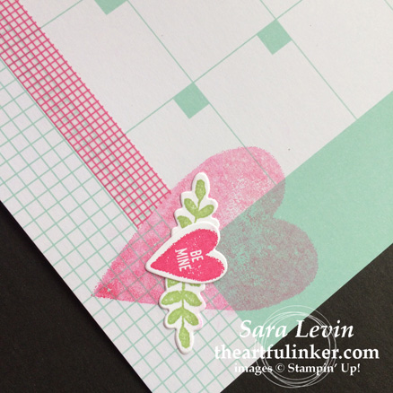 Love Today Planner February 2018 calendar layout using Sure Do Love You from theartfulinker.com