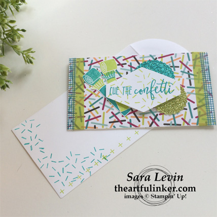 Picture Perfect Birthday Gift Card Holder