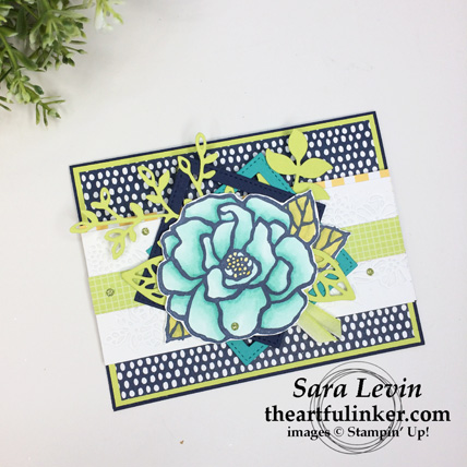 Beautiful Day for SIP136 challenge card from theartfulinker.com