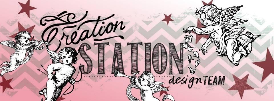 Creation Station Blog Hop February Header