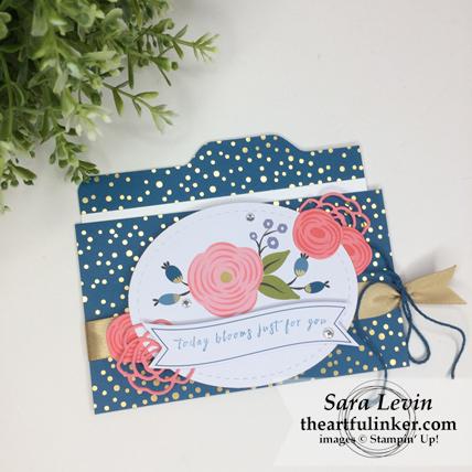 Stamping Sunday Blog Hop Lots of Happy Birthday Perennial Birthday Kit alternative card 1 from theartfulinker.com