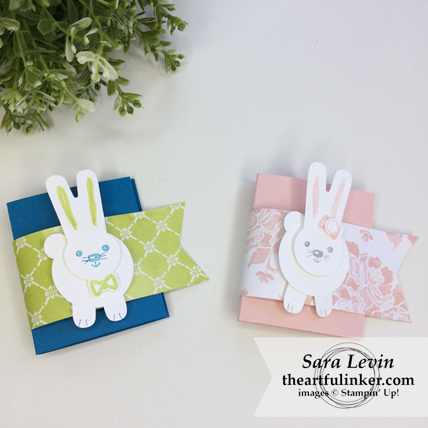 Easy Easter Favor with Cookie Cutter Christmas for a boy or girl - from theartfulinker.com