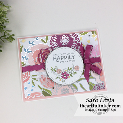 OSAT Blog Hop Happily Ever After with Love You Still card from theartfulinker.com