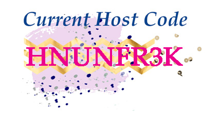 March Host Code HNUNFR3K use it to http://bit.ly/ShopwithSara
