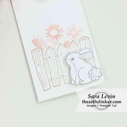 Stampin Dreams Blog Hop Easter Garden Girl