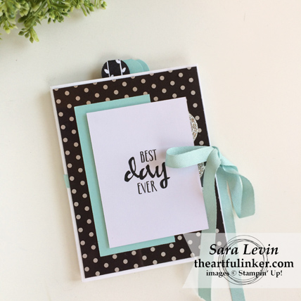 Stamping Sunday Blog Hop Memories and More Petal Passion mini album from theartfulinker.com