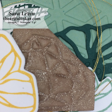 Oh So Eclectic with Embossing mats from theartfulinker.com #ohsoeclectic #embossingmats