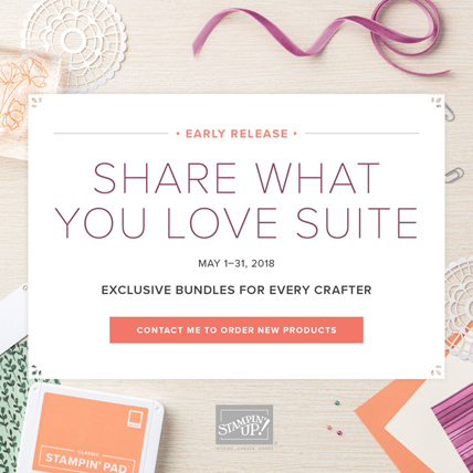 Share What You Love Early Release Bundle from theartfulinker.com