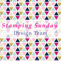 stamping sunday design team logo