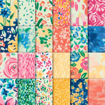 Garden Impressions Designer Paper 146289 - get it in Sara Levin's store http://bit.ly/ShopwithSara