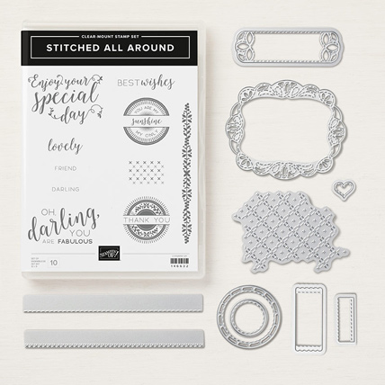 Stitched All Around Bundle - Item 148374 - http://bit.ly/ShopwithSara