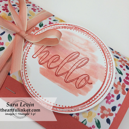 Calligraphy Essentials and Swirly Frames treats - sentiment detail - from theartfulinker.com