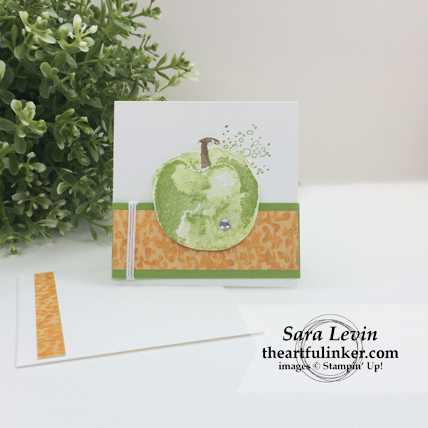 OSAT Blog Hop End of Summer Picked for You back to school cards from theartfulinker.com