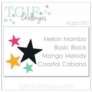 TGIFC180 color challenge