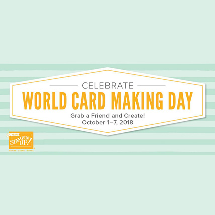 World Card Making Day save 10% on selet items from theartfulinker.com