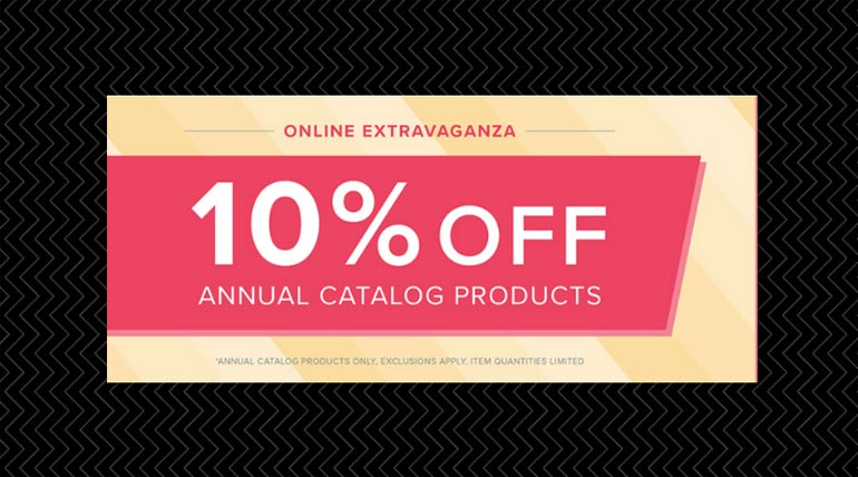 Save 10% on Almost Everything in Online Extravaganza from theartfulinker.com