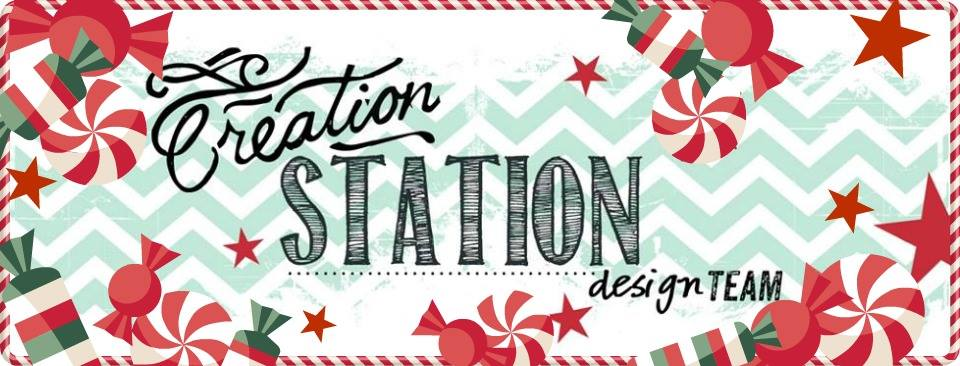 Creation Station Christmas header