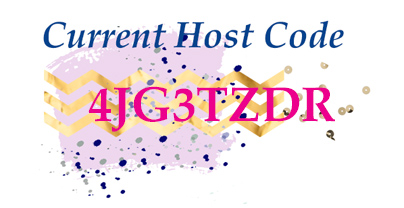 December Host Code 4JG3TZDR for http://bit.ly/ShopwithSara