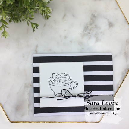 Grown with Kindness #simplestamping alternative from theartfulinker.com