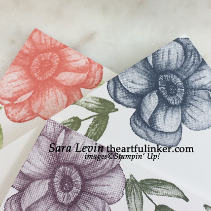 Painted Seasons Simple Note Cards