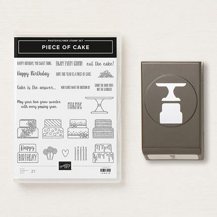 Piece of Cake Bundle - from theartfulinker.com