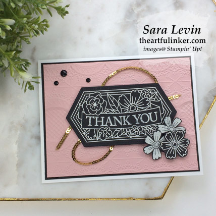 Believe You Can Sneak Peek Card. Shop for Stampin' Up! products at theartfulinker.com