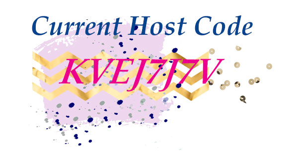 Use the May 2019 Host Code - KVEJ7J7V Shop: http://bit.ly/ShopwithSara