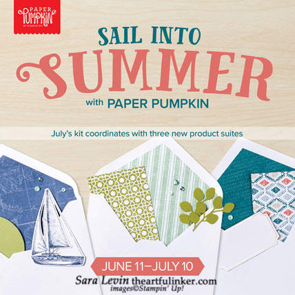 On My Mind July Paper Pumpkin kit. Sign up by July 10 at https://www.paperpumpkin.com/en-us/sign-up/?demoid=2059166