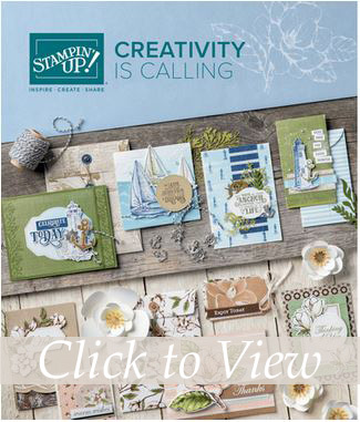 Click to view the 2019-20 Stampin Up Catalog. Shop for Stampin Up products at theartfulinker.com