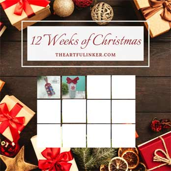 12 Weeks of Christmas tutorials, Week 2. Shop for Stampin Up products at theartfulinker.com