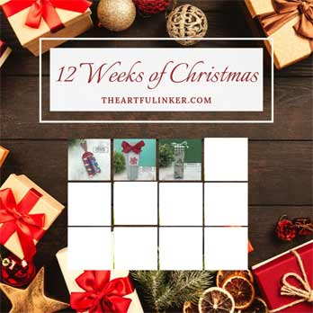 12 Weeks of Christmas Tutorial Bundle Week 3. Shop for Stampin Up products at theartfulinker.com