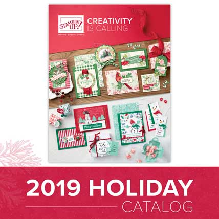 Stampin' Up! Holiday Catalog 2019 is Live! Request a Catalog. Shop for Stampin Up products at theartfulinker.com