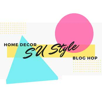Home Decor SU Style Blog Hop