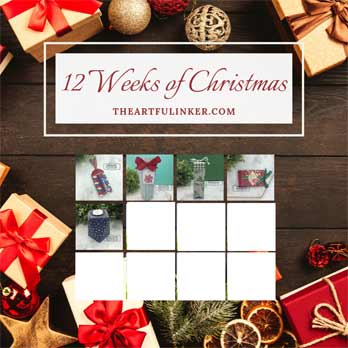 12 Weeks of Christmas Tutorials. Shop for Stampin Up products at theartfulinker.com