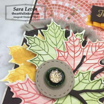 Colorful Seasons with Mosaic Mood. Shop for Stampin Up products at theartfulinker.com