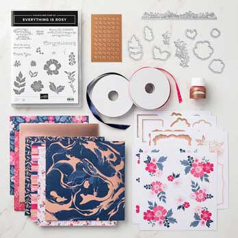 Everything is Rose Discounted on the Clearance Rack. Shop for Stampin Up products at theartfulinker.com