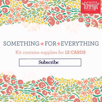 Subscribe to Paper Pumpkin for December 2019 kit. https://www.paperpumpkin.com/en-us/sign-up/?demoid=2059166