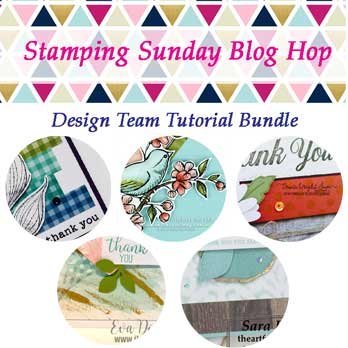Stamping Sunday November 2019 Tutorial Bundle